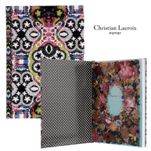 Notebook christian lacroix