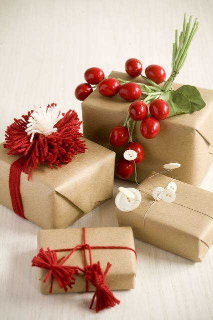 10 idei originale pentru impachetarea cadourilor