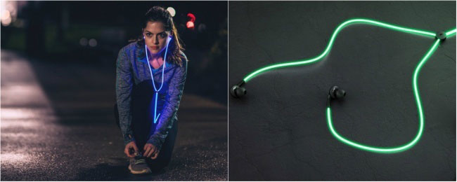 Glow-Laser-headphones