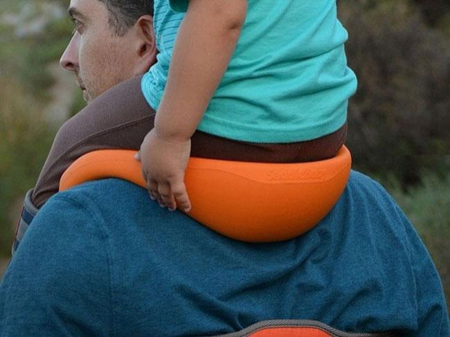 saddle-baby