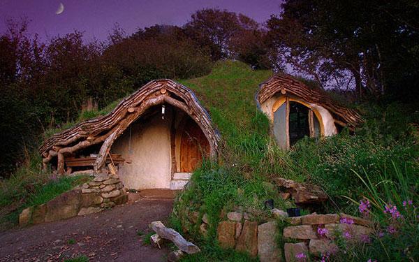 10 case adorabile, ce par desprinse din povesti