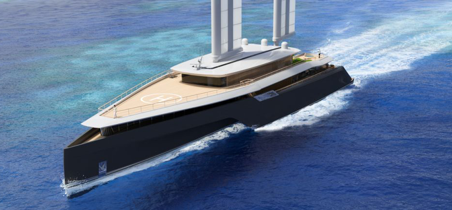 komorebi yacht
