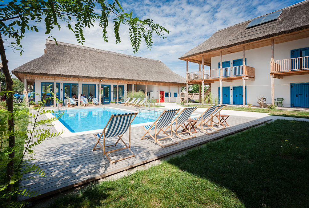 Limanul Resort, un motiv in plus de mers in Delta