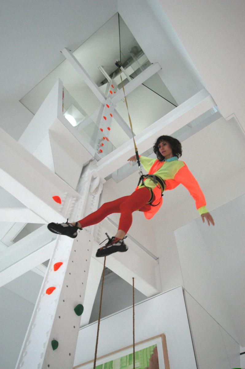 penthouse-David-Hotson-perete-de-alpinism