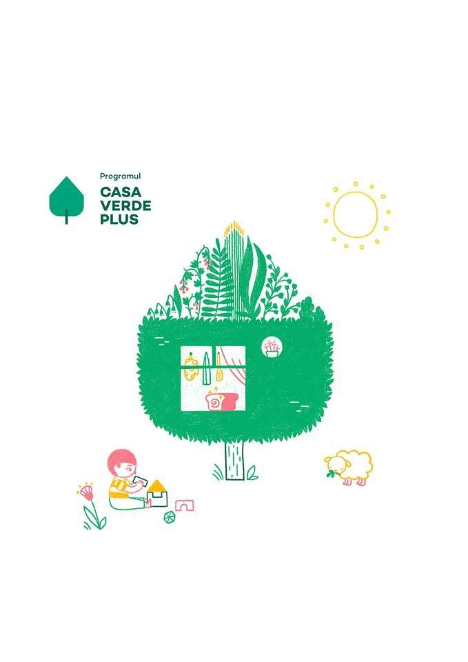 Programul Casa Verde Plus