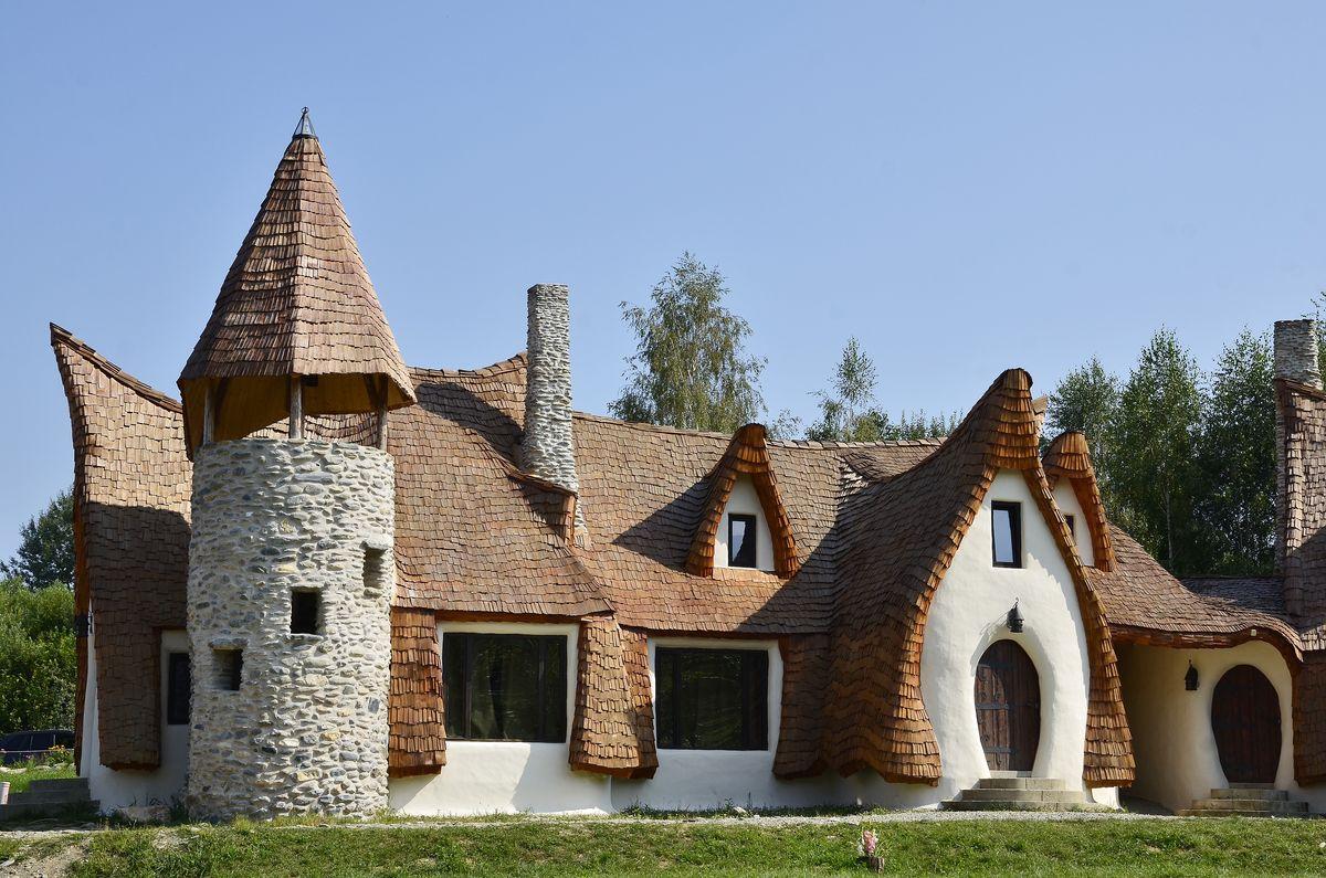 Castelul de Lut Valea Zanelor 1