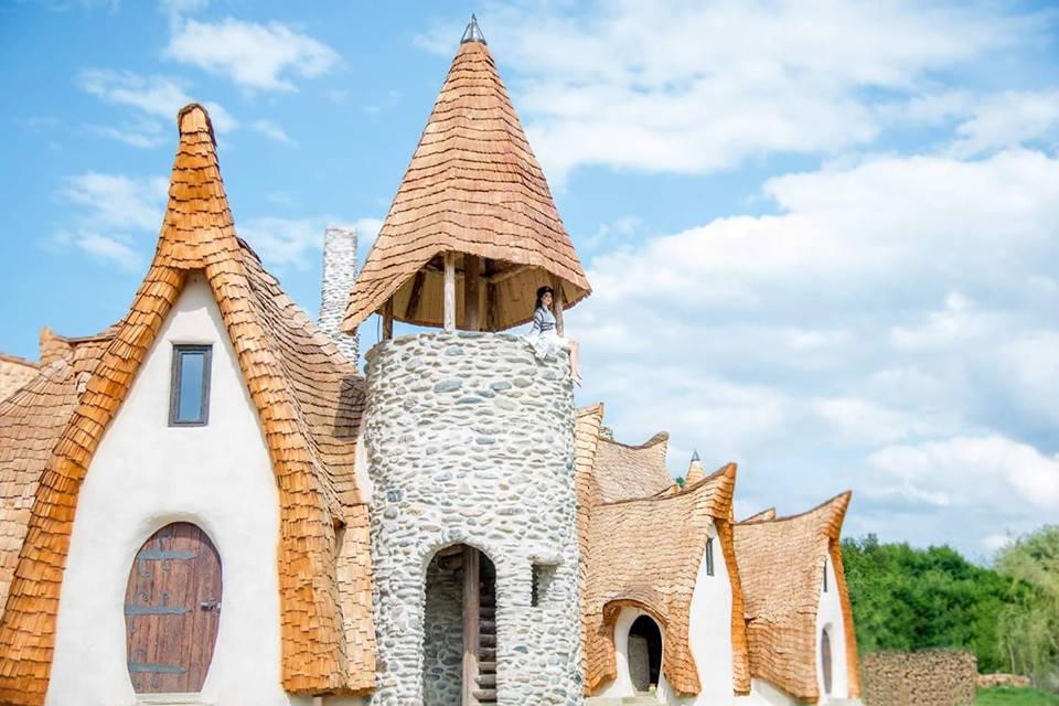 Castelul de Lut Valea Zanelor 4