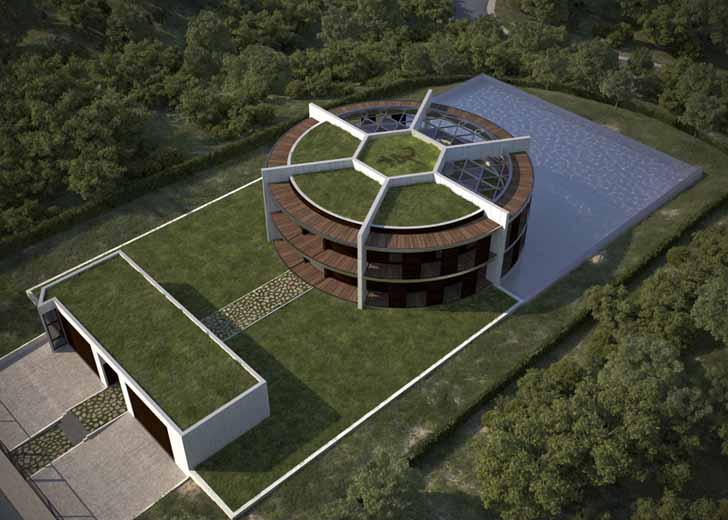 casa lui Messi 1
