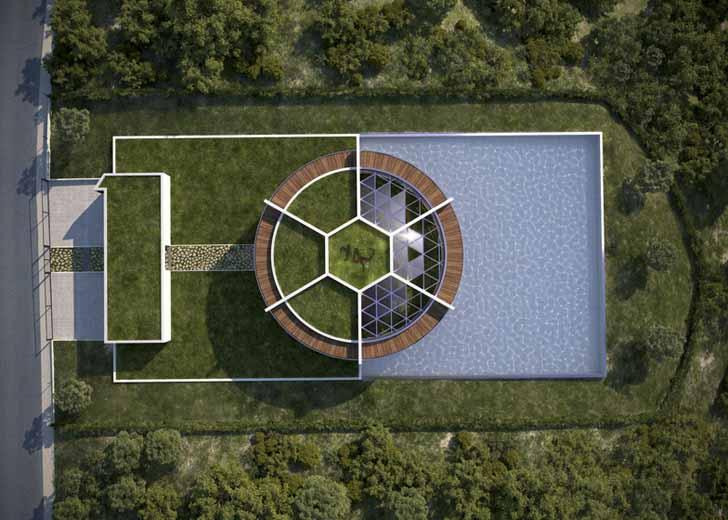 casa lui Messi 2