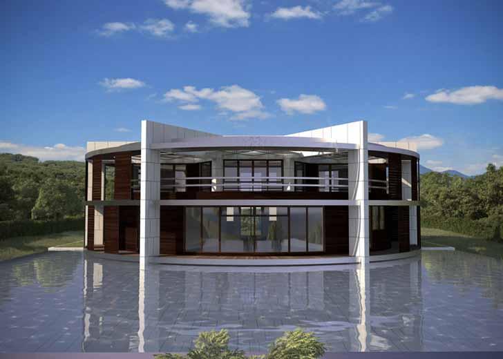 casa lui Messi 3