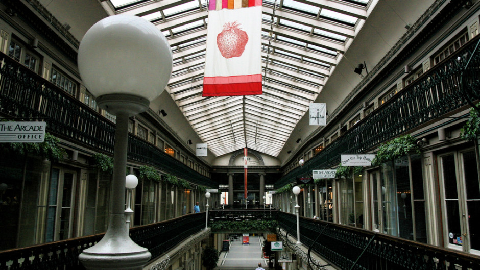 mall transformat in cladire rezidentiala arcade providence 1