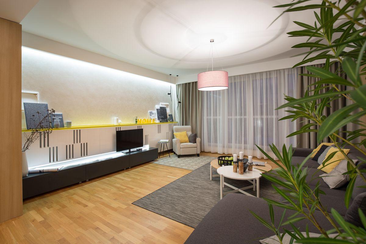 penthouse-din-brasov-living