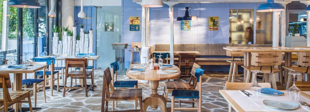 restaurant grecesc Kuzina