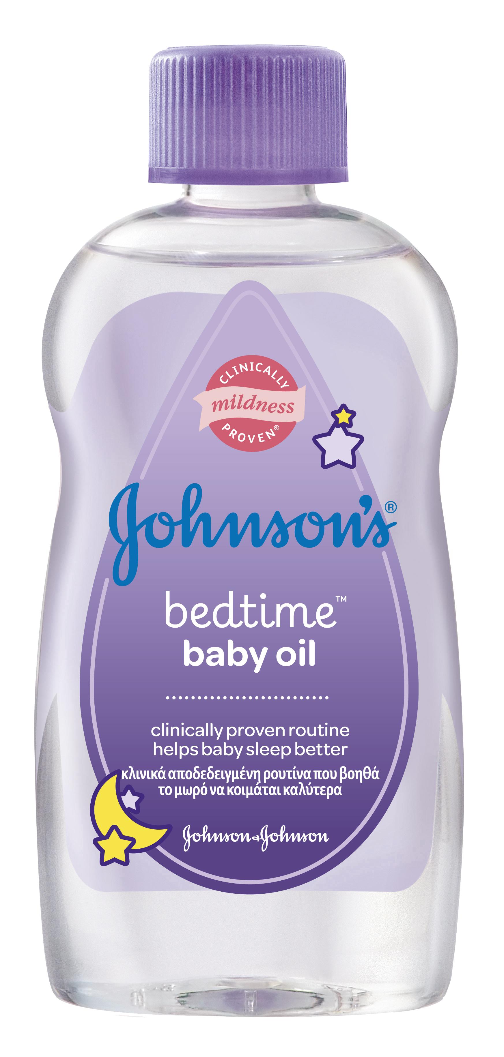 rutina somnului la bebelusi produse Johnson's
