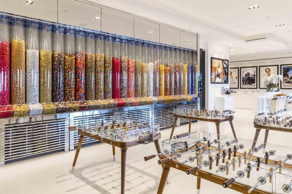 cea mai scumpa casa din America - candy room