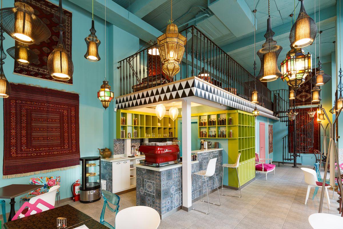 cafeneaua Sheida