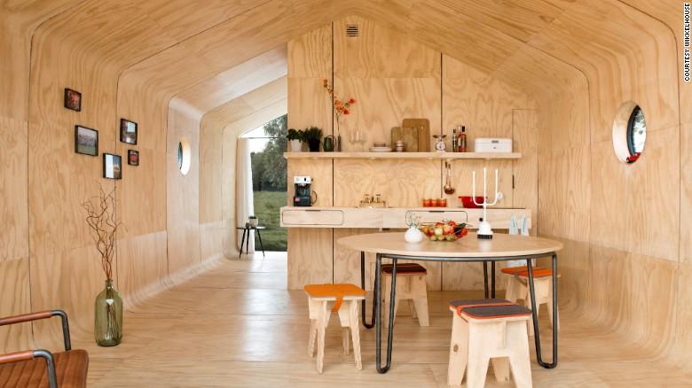 casa ecologica living