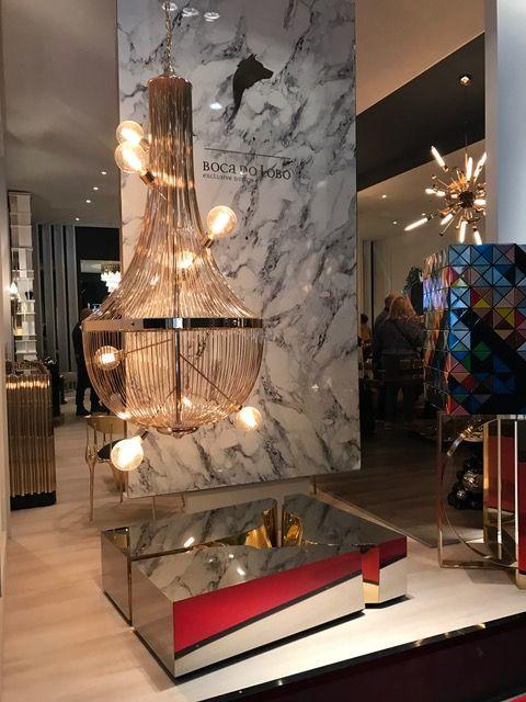 Salonul de Mobila de la Milano 2017