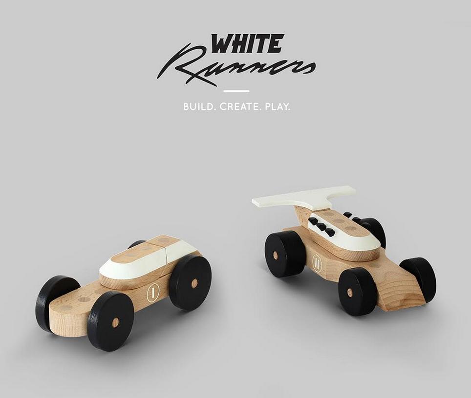 Mașină din lemn, Târg de cadouri home&deco