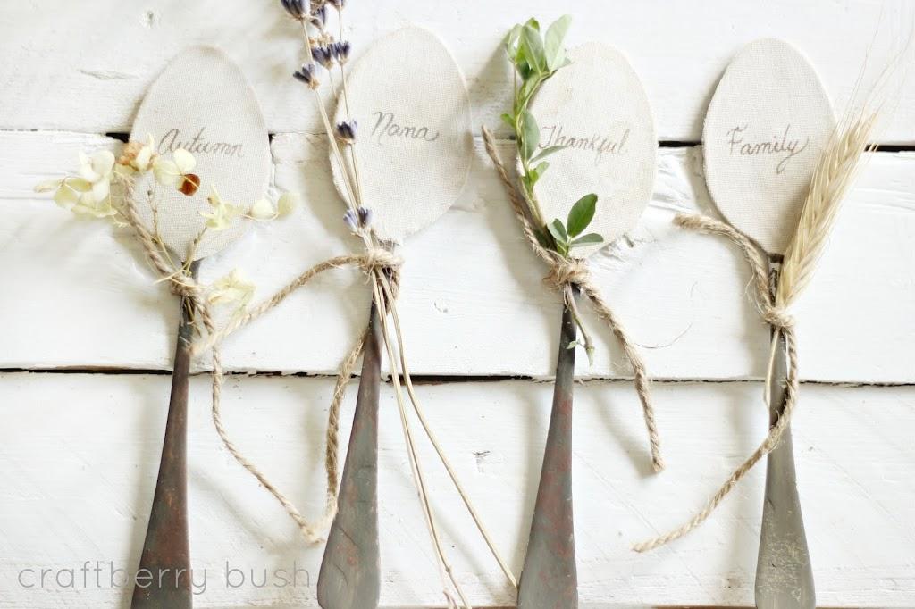 decorațiuni pentru Paște - linguri