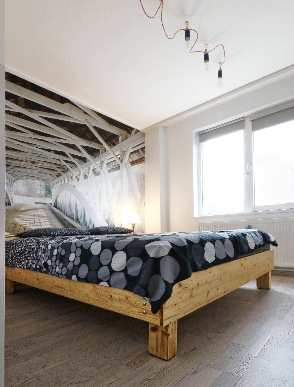 apartament comunist amenajare dormitor