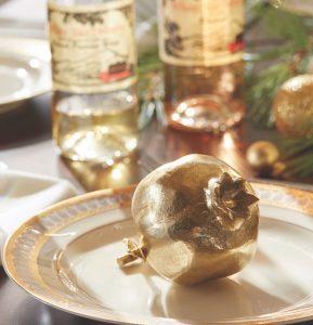 cadouri de Crăciun decoratiuni aurii