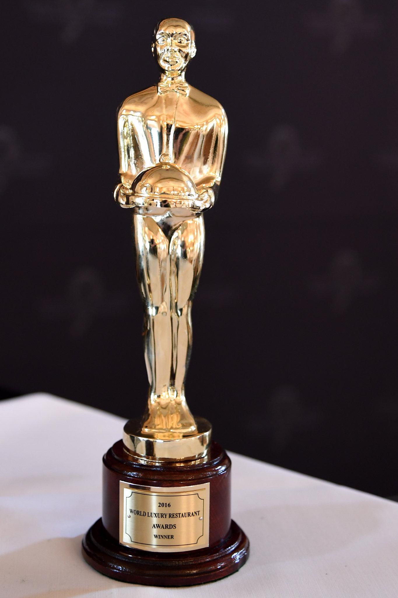Privo, premiat la World Luxury Restaurant Awards