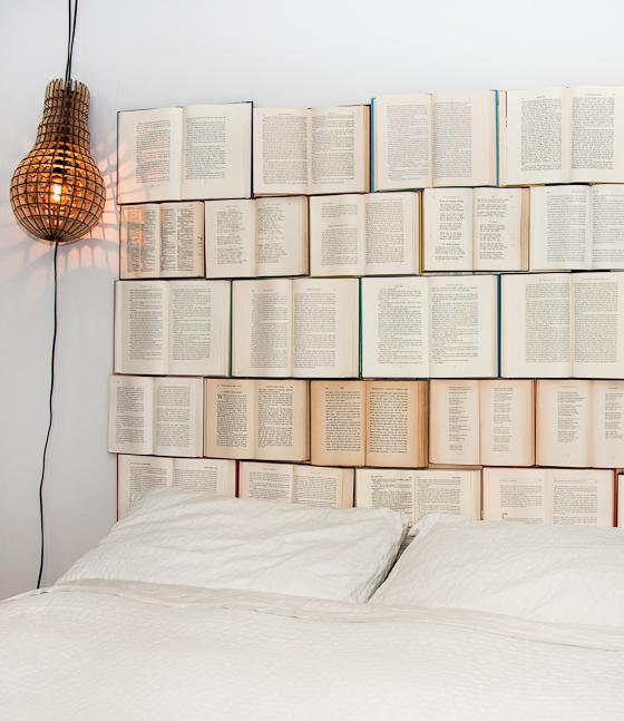 Tablii de pat DIY, originale si accesibile