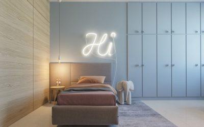 7 solutii moderne de ambientare pentru camera copilului