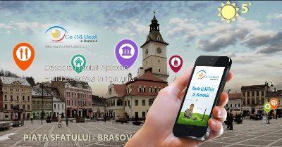 Descopera obiectivele turistice ale Romaniei cu aplicatia CeSaVezi
