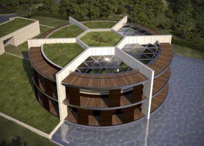 Casa cu arhitectura spectaculoasa a lui Messi