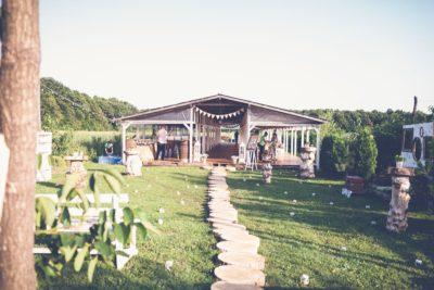 The Wedding House sau cum iti poti organiza o nunta de vis in gradina