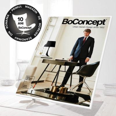 BoConcept, 10 ani de design scandinav in Romania