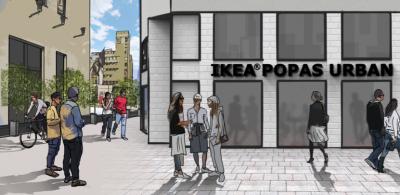 Ikea, pe Calea Victoriei
