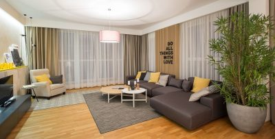 Un superb penthouse din Brasov, gata de inchiriere