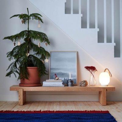 IKEA lansează 3 colecții cu mobilier și decorațiuni de Crăciun